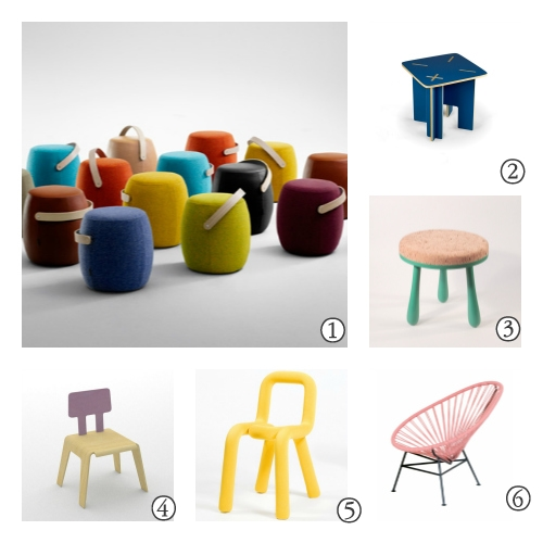 colorful-seats-chairs-and-stools