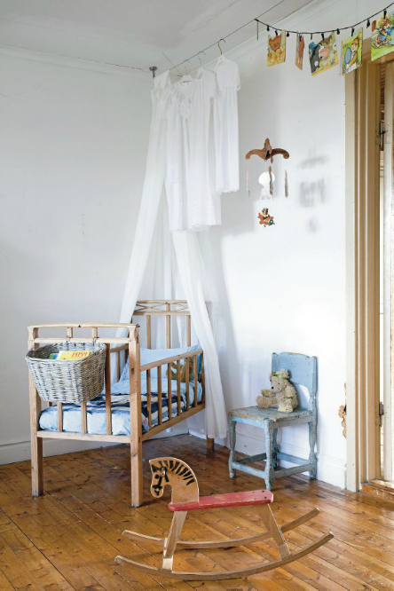 Vintage Kid's Rooms