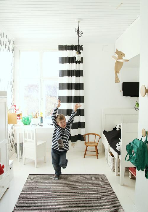 New Paavo's room