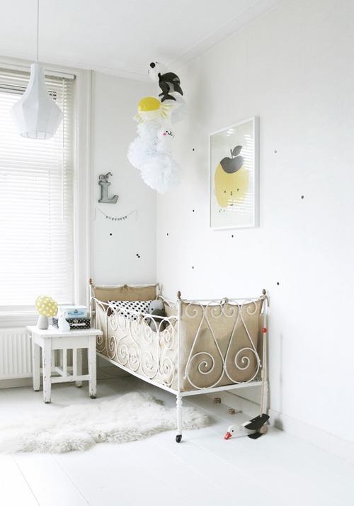 Lovely Kids room in Haarlem (I)