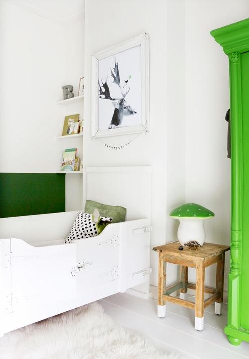 Lovely Kids room in Haarlem (II)