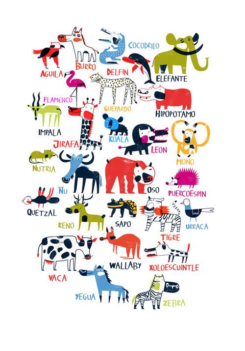 Animalario by Diego Marmolejo