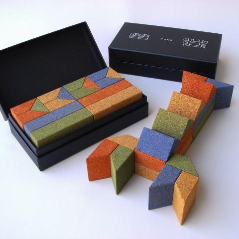 Building Blocks by Tonouchi Tetsuo