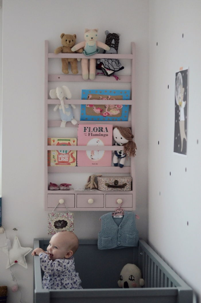 Corner Shelf For Baby Room