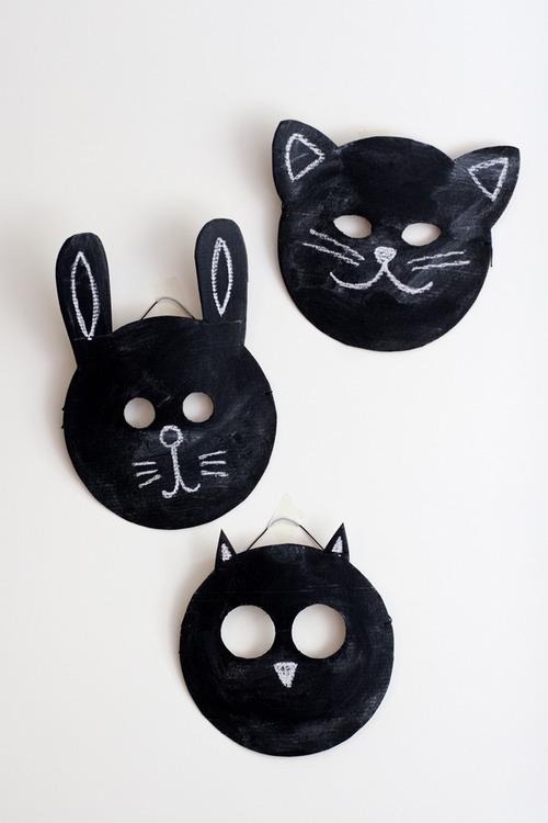 5 Creative Animal Mask Ideas