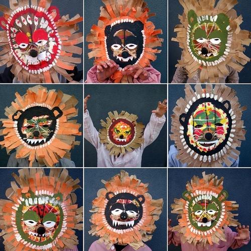 colorful-masks-diy