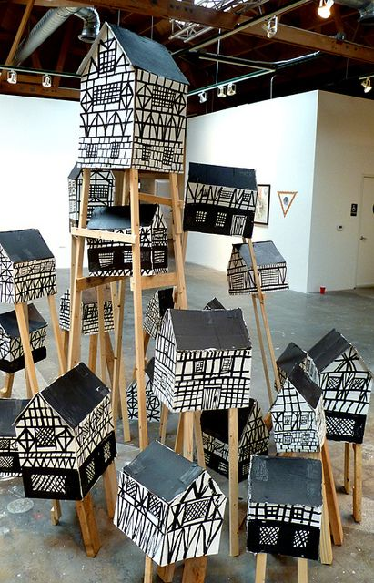 cardboard-and-paper-houses