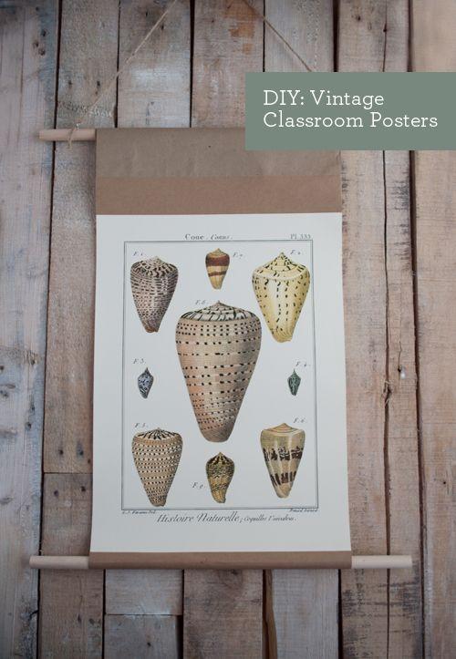 diy-vintage-classroom-poster