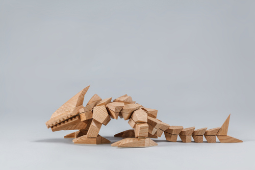 wood-creature