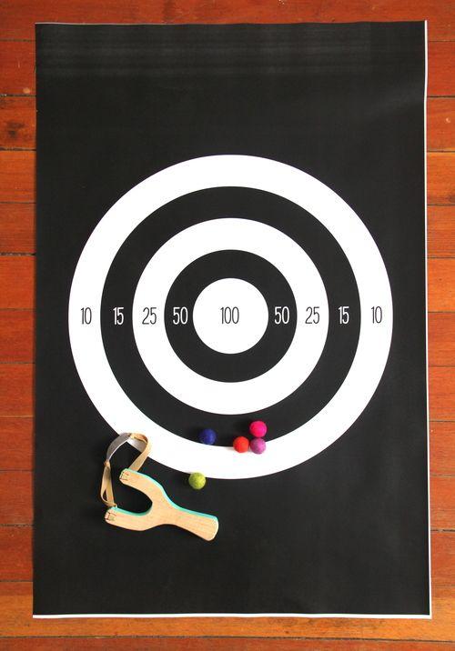 slingshot-target