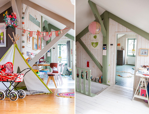 eclectic-shared-kids-room