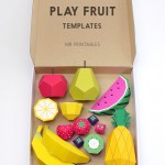 5 DIY Fruit Crafts