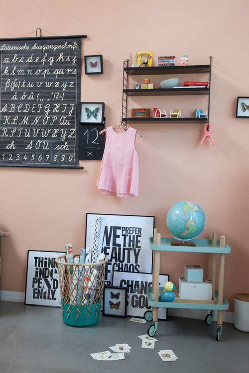 pastel-decor-for-kids-room
