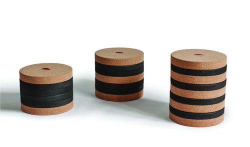 Toronto: A Cork Stool for Playing