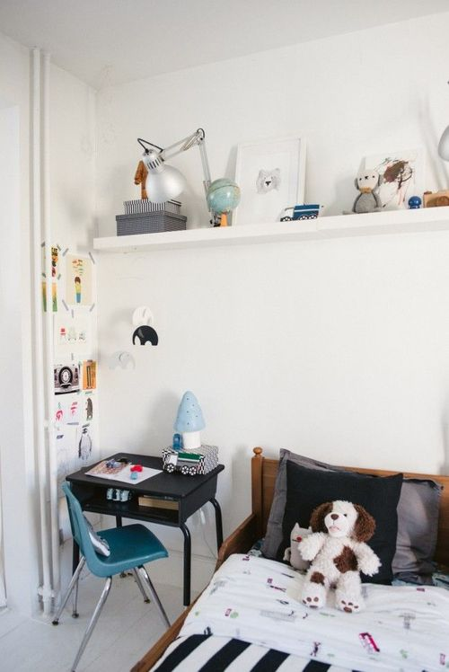 5 diy decor ideas for kids petit small for Tumblr desk ideas