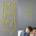 5 Cool DiY for Kids' Rooms