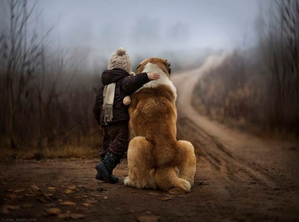 Elena Shumilova's magical photos