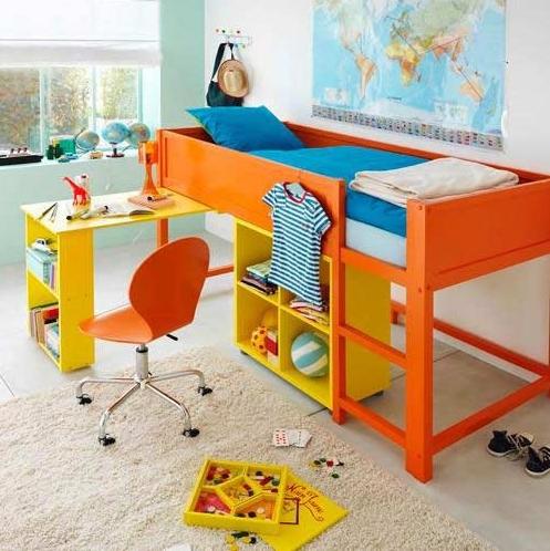 Ikea Kura bed (3)