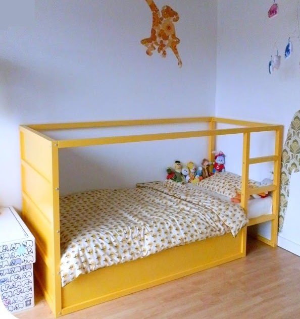 Ikea Kura bed (5)