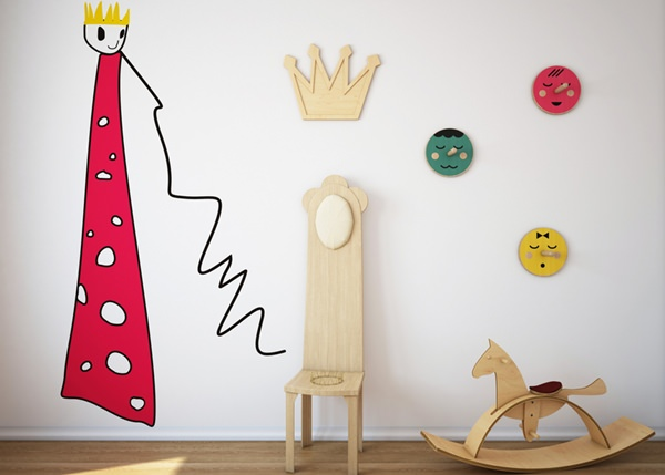 KING-MURAL-FOR-CHILDREN
