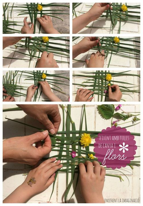 weaving-with-leaves-and-flowers