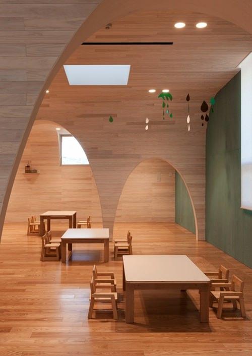 Cool Spaces For Children Leimond Shonaka Nursery School