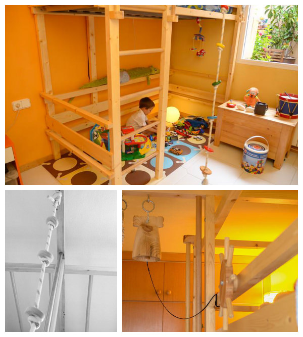 Play´n House furniture for playful children