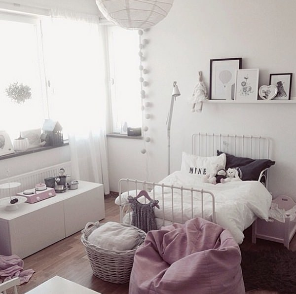 Nordic inspiration ideas for kids rooms for Rooms 4 kids