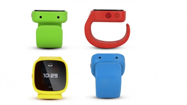 PiLIP watch. A geolocator for kids