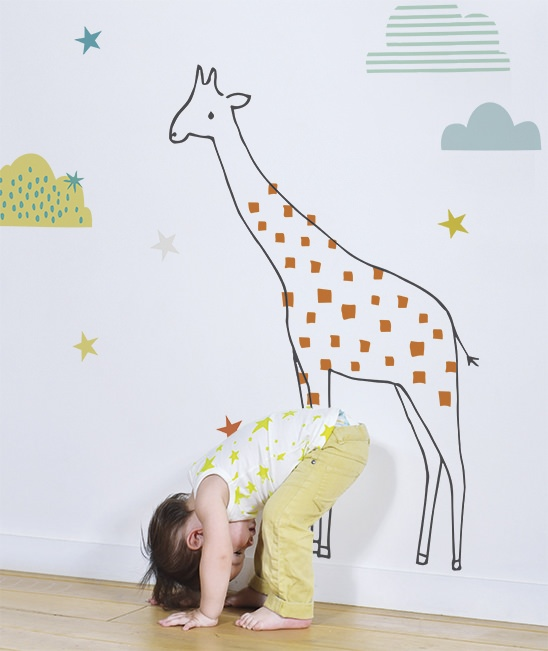 Decorative art for kids by Lilipinso