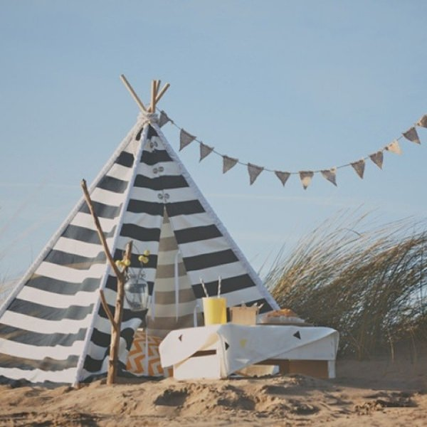 In love with 'To the Wild' Tipis