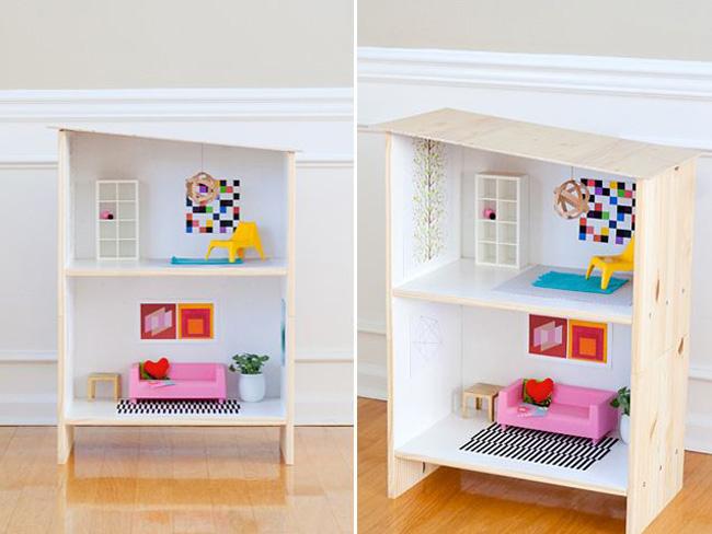 5 Ways To Make A Dollhouse Petit Amp Small