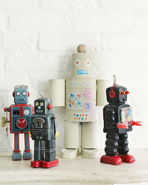 Сделать робот своими руками