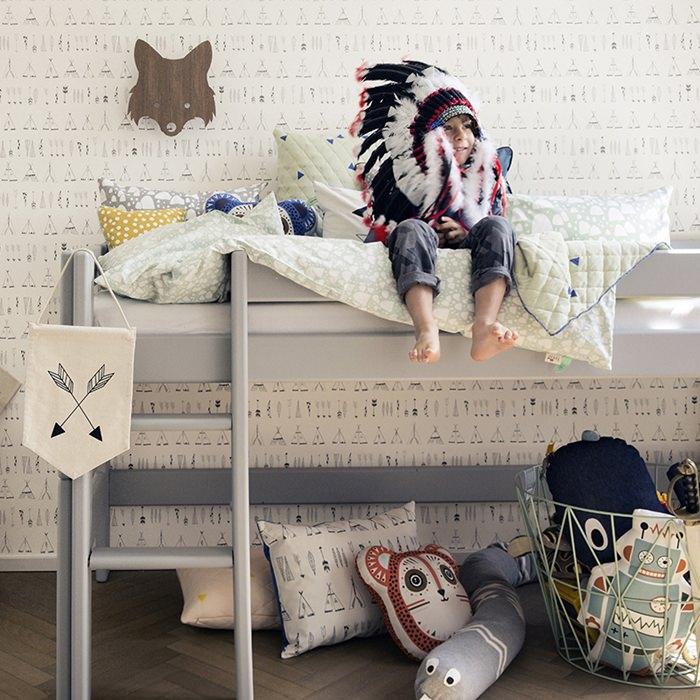 Ferm Living. Designer kids' decoration