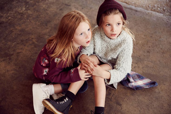 Zara Kids' A/W  2014 collection
