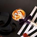How to make a cute Halloween Lollipop