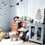 La chambre aux oiseaux – a lovely girl's room