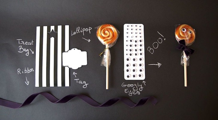 how-to-make a lollipop-for-halloween2