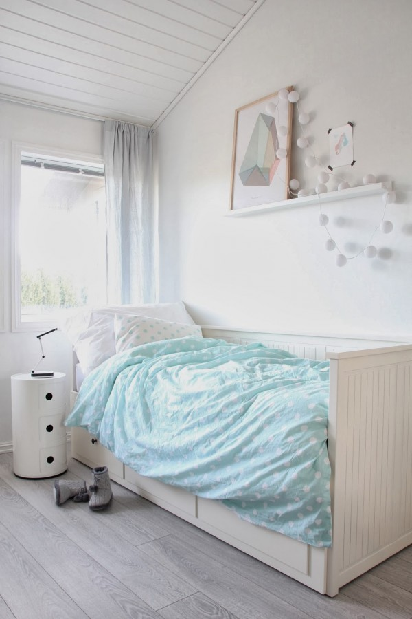 A nordic room for children petit small for Children s bedroom ideas