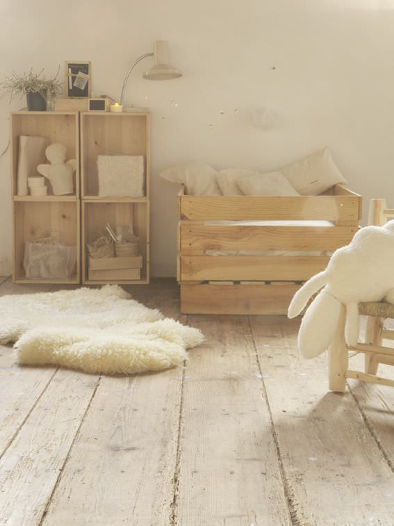 Children S Furniture Of Natural Materials Petit Amp Small