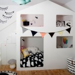 5 White Rooms With a Touch Of Colour