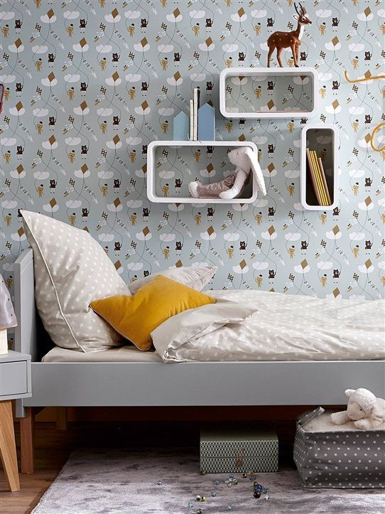 10 Great Kids Bedrooms In Grey Tones