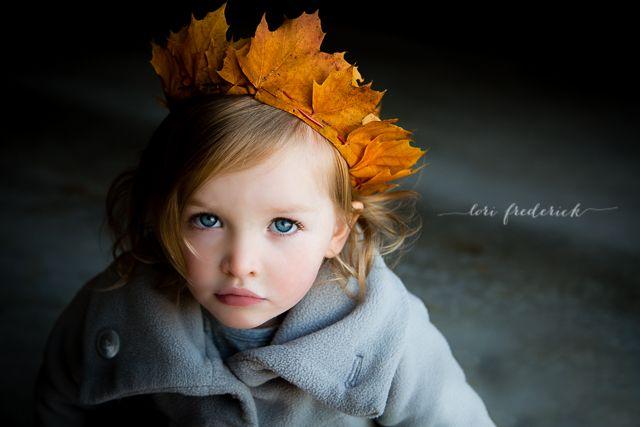 leaf-crown