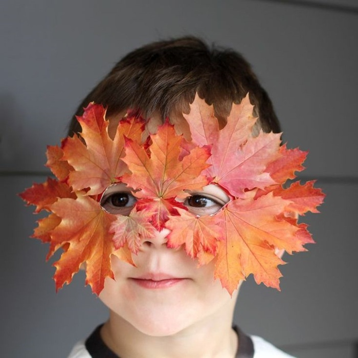 7 Easy fall crafts to make with leaves
