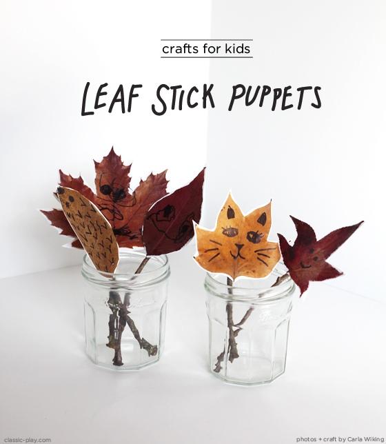 leaf-stick-puppets