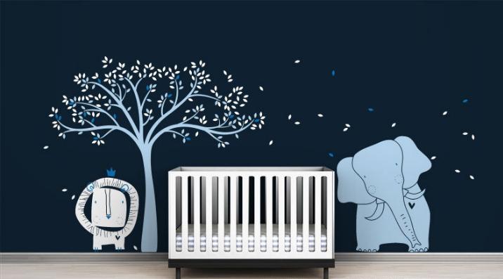 leo-little-lion-baby-wallsticker2