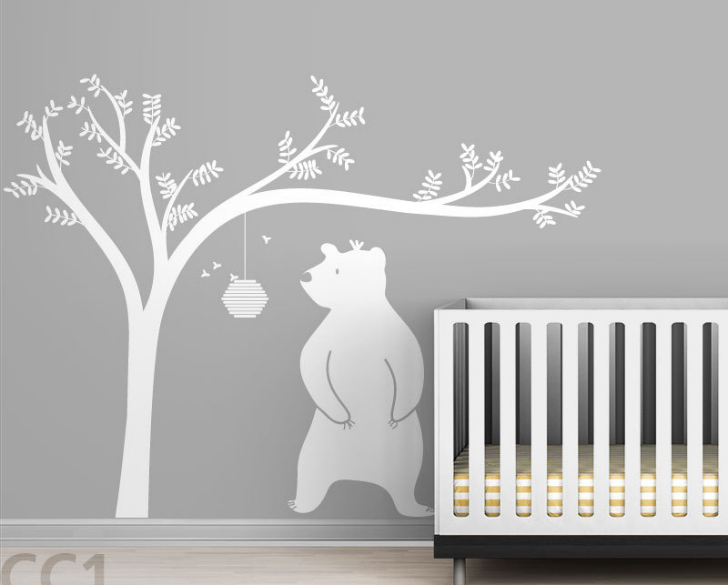 Customized Wallstickers And Illustrations By Loe Little