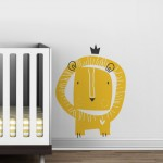 Customized Wallstickers and Illustrations by Loe Little Lion Studio