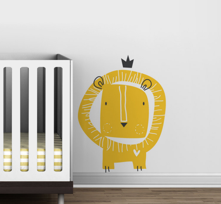 eo-little-lion-children-wallsticker3