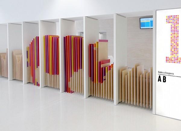 Cool Spaces For Children… Sant Joan de Déu Hospital - Petit & Small